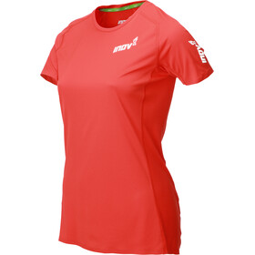 inov-8 Base Elite Kurzarmshirt Damen red